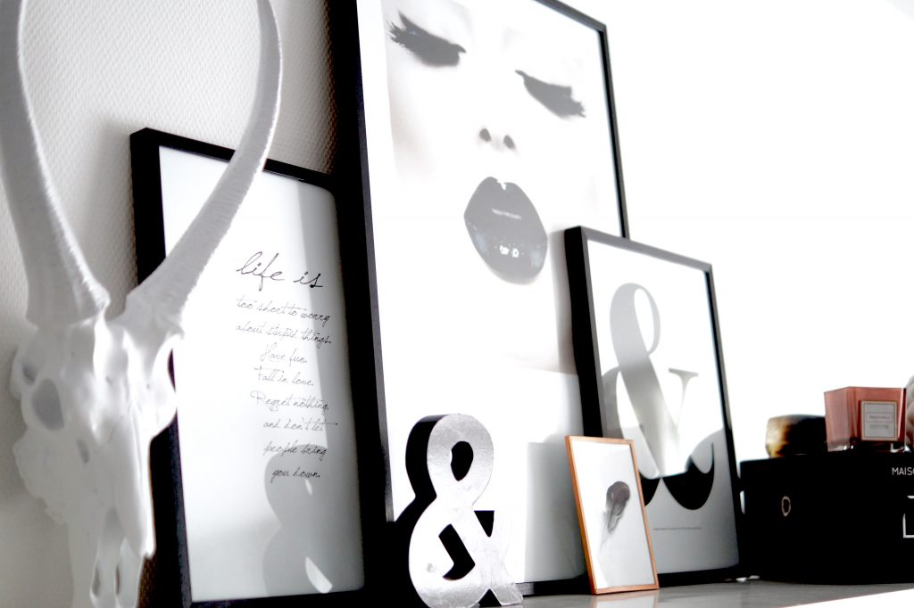 Posters In Interieur : Scandinavian posters in my room u stylebygina