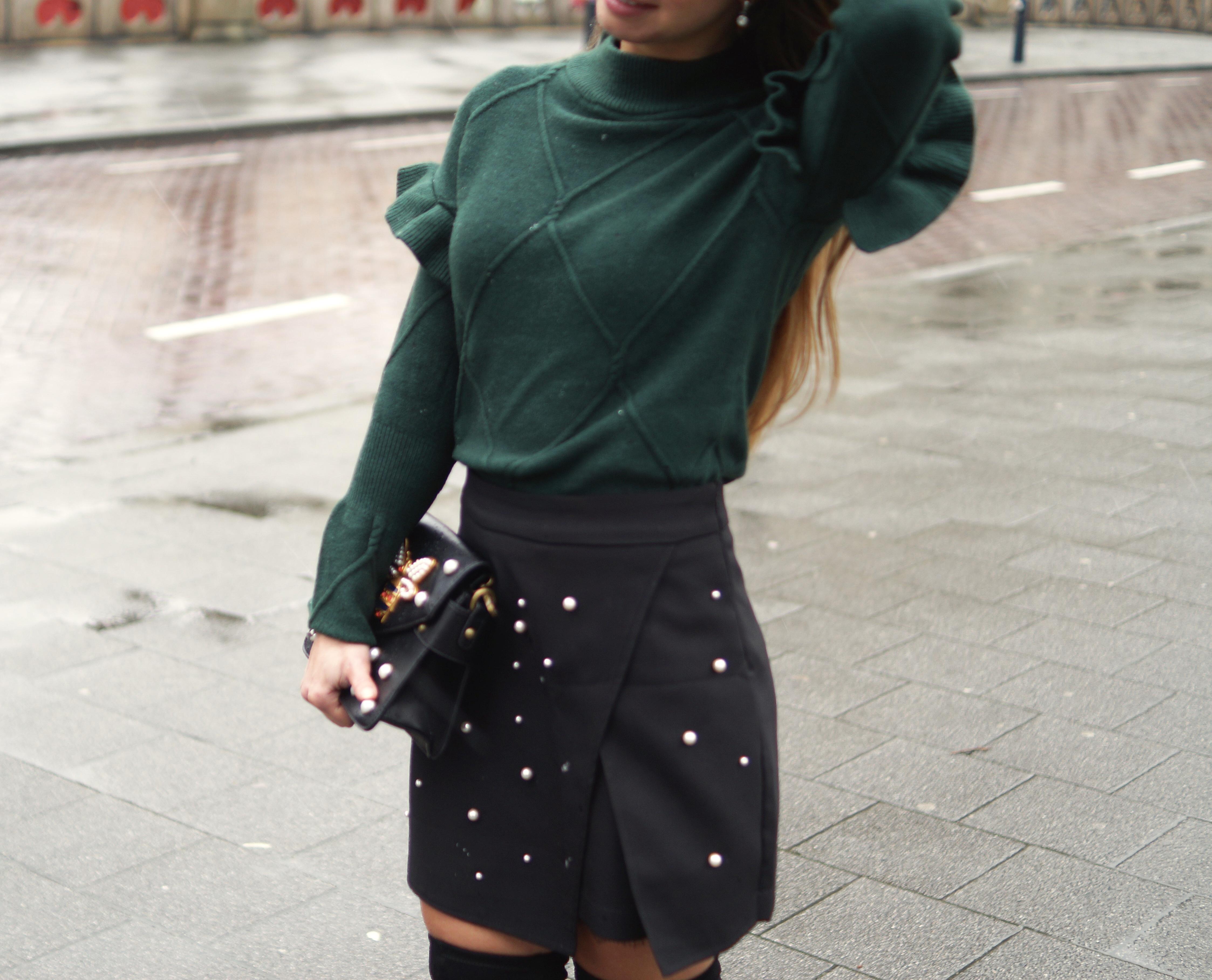 Beste ♥ Hoe combineren we een rokje in de winter? ♥ – StyleByGina OW-59